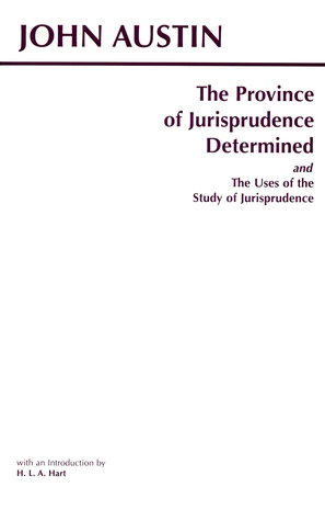 The Province of Jurisprudence Determined and The Uses of the Study of Jurisprudence