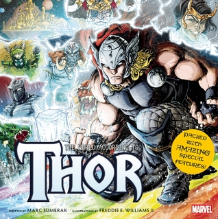 The World According to Thor by Marc Sumerak