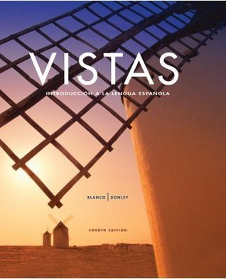 Vistas, 4th Edition, Supersite Plus Code (Supersite & WebSAM & vText) - Code Only