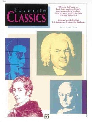 Favorite Classics, Bk 1: Solo: 0