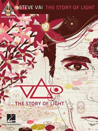 Steve Vai - The Story of Light Songbook: Guitar Recorded Versions