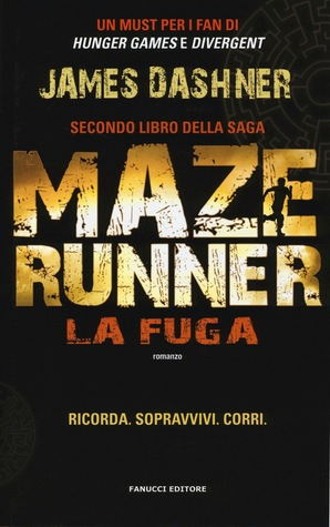 Ebook La fuga by James Dashner PDF!