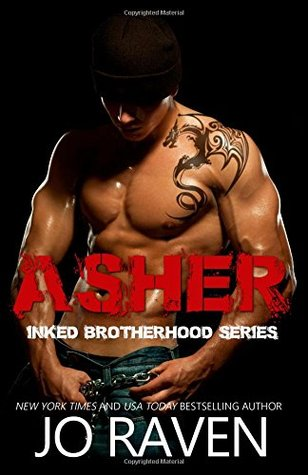 Asher Inked Brotherhood 1 By Jo Raven