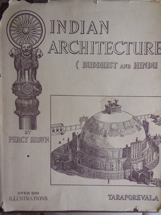 indian architecture by percy brown