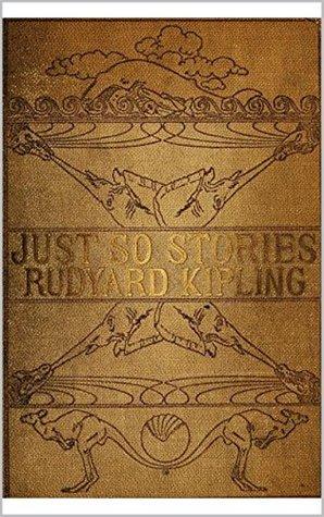 Just So Stories by Rudyard Kipling.