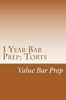 1 Year Bar Prep: Torts: There Are Five Categories of Tort Tested on Exams: Intentional Torts, Negligence, Strict Liability Torts Including Strict Product Liability, the Four Privacy Torts and Defamation. Defenses Provide a Sixth Area.