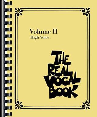 The Real Vocal Book - Volume II: High Voice
