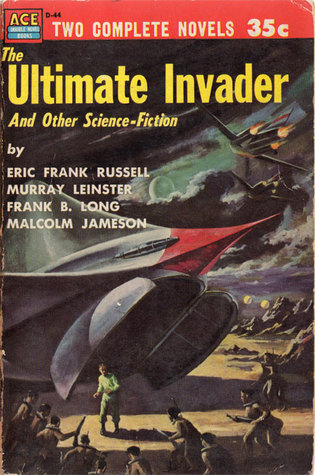 The Ultimate Invader and Other Science-Fiction
