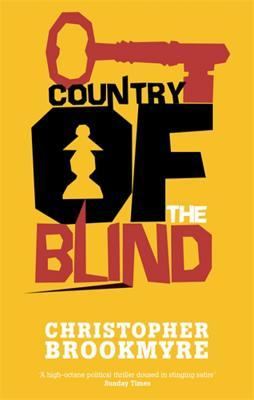 Country Of The Blind (Jack Parlabane, #2)