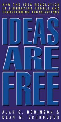 ideas are free schroeder dean m robinson alan g