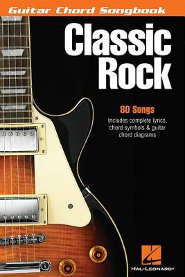 Guitar Chord Songbook: Classic Rock