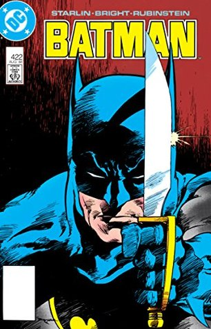 Batman (1940-) #422