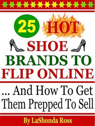 Descargas gratuitas de libros electrónicos pdf móviles 25 Hot Shoe Brands To Flip Online