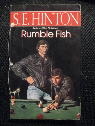Ebook Rumble Fish by S.E. Hinton read!