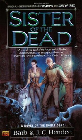 Sister of the Dead (Noble Dead, Series 1...