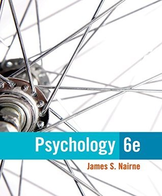 Nairne's Psychology, 6th Edition plus 6-months instant access to MindTapTM Psychology.