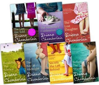 Diane Chamberlain Collection 7 Books Set [Paperback] by Diane Chamberlain