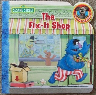 The Fix It Shop (Where Is The Puppy Book Series)