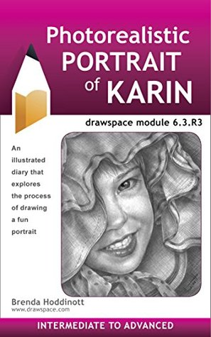 Photorealistic Portrait of Karin: drawspace module 6.3.R3
