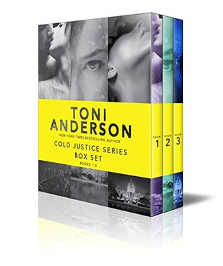 Cold Justice Series Box Set Volume I Books 1-3 by Toni Anderson