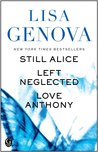 Lisa Genova eBox Set: Still Alice, Left Neglected, and Love Anthony