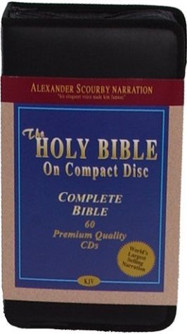 Holy Bible King James Version By Alexander Scourby