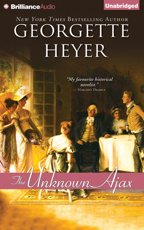 Ebook Unknown Ajax, The by Georgette Heyer read!