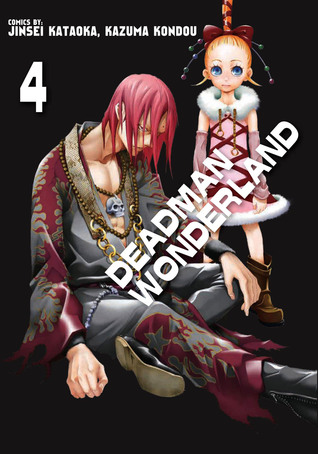 Ebook Deadman Wonderland. Tom 4 by Jinsei Kataoka PDF!