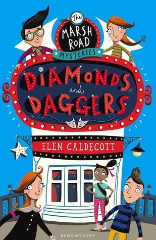 Diamonds and Daggers (Marsh Road Mysteries #1)
