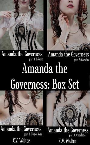 Amanda the Governess: Box Set