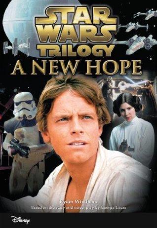 Star Wars Trilogy: A New Hope: (Junior Novelization) (Disney Junior Novel (ebook))