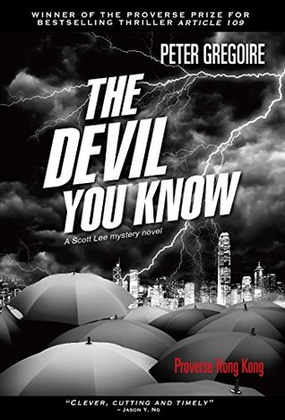 The Devil You Know (Scott Lee Mystery Novels Book 2)