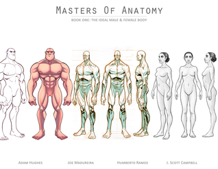 Masters of Anatomy (Masters of Anatomy 1)