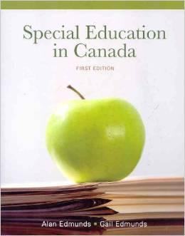 Special Education in Canada