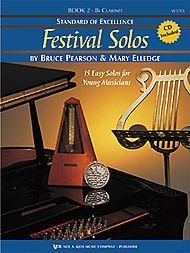 Standard of Excellence Festival Solos (Bb Clarinet, Book 2)