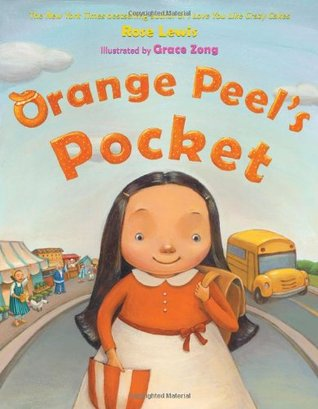 Orange Peel's Pocket by Rose A. Lewis
