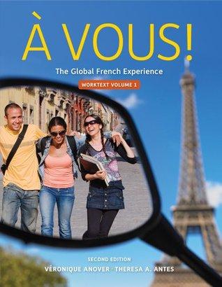 Bundle: À Vous!, Volume I, Chapters 1-8, 2nd + iLrn(TM) 3-Semester Printed Access Card