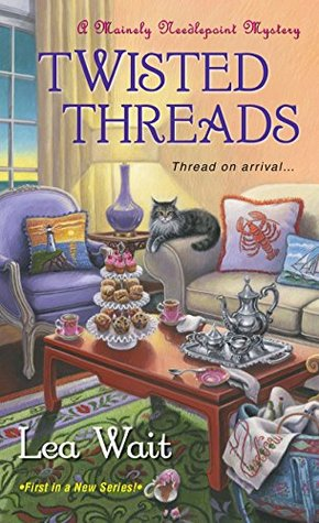 Twisted Threads(Mainely Needlepoint 1)