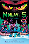 Escape from the Lizzarks (Nnewts, #1)