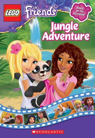 Jungle Adventure (LEGO Friends: Chapter Book #6)