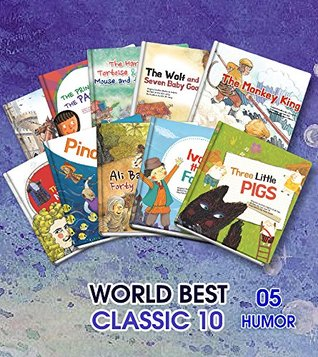10 Classic Children's e-Books: 5. Humor Edition: World Best Classic