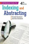 Introduction to Indexing and Abstracting: Fourth Edition