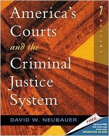 the american criminal justice system in the book no equal justice by david cole In the book no equal justice: race and class in the american criminal justice system, author david cole cites a report from a florida county that revealed that although 95% of residents were white, 70% of drivers stopped by the police were african american and , in some cases, latino.