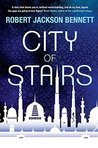 Book cover for City of Stairs (The Divine Cities, #1)