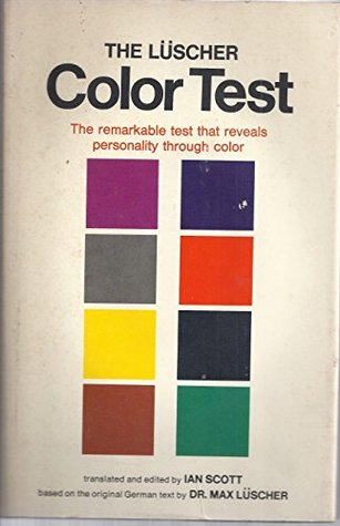 The Lscher Color Test by Max Lscher