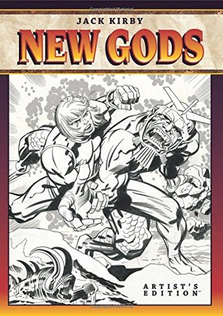 Jack Kirby New Gods: Artist's Edition