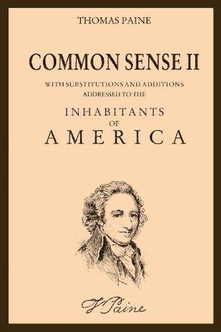 Common Sense II