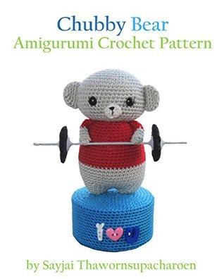 Chubby Bear Amigurumi Crochet Pattern