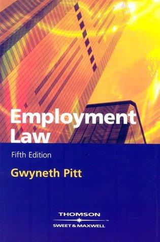 butterworths employment law handbook