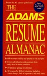 Adams Resume Almanac